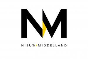Nieuw-Middelland logo zwart