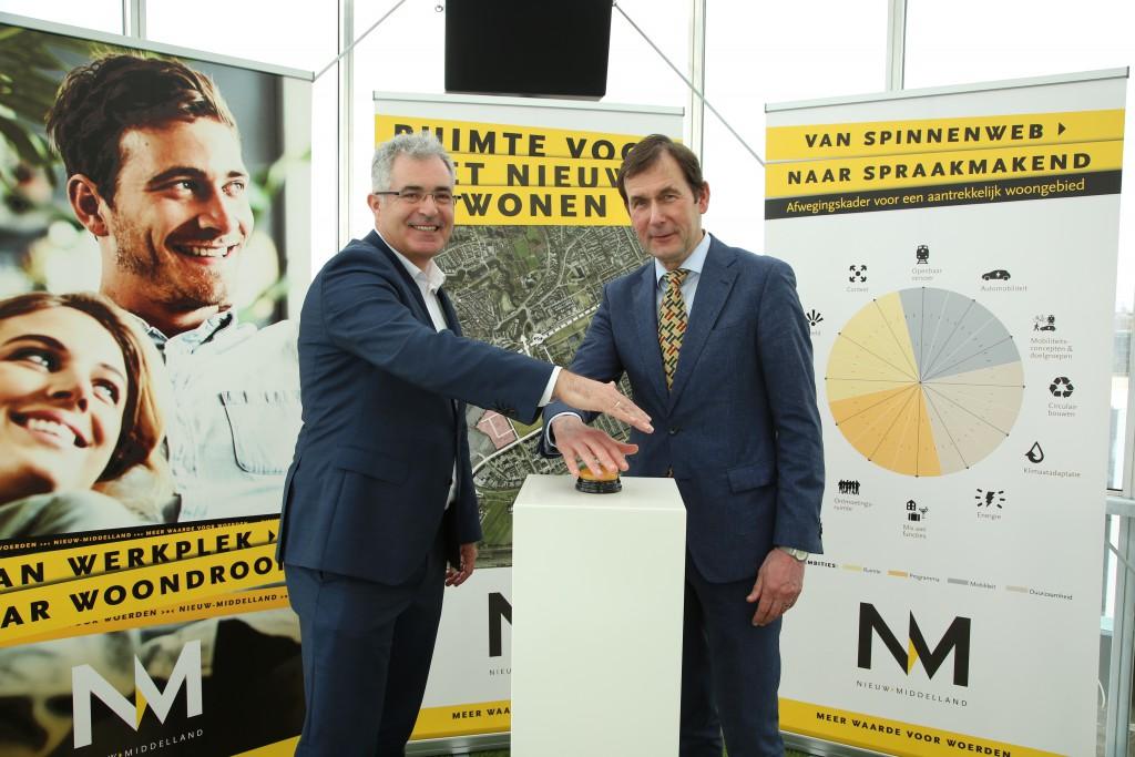 foto bijeenkomst over middelland